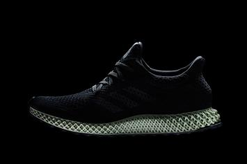 "Adidas Is Releasing A ""4D-Printed"" Futurecraft Sneaker This Year"