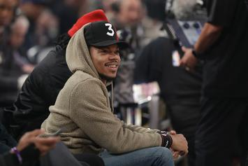Warriors Release Statement Regarding Scheduling Conflict With Chance The Rapper