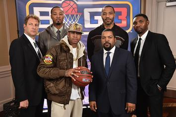 BIG3 League Announces 10-City Summer Schedule