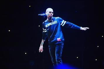 Chris Brown Being Asked To Return $30K To Nightclub Following Punching Incident
