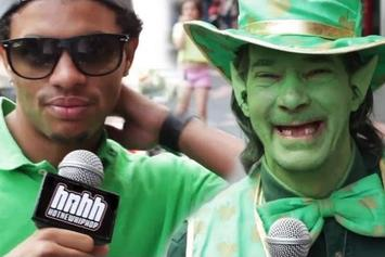 What's my Name: Episode 12 - Leprechaun Hijacks Hip Hop Show