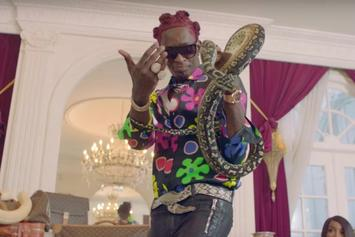 """Young Thug """"All The Time"""" Video"""