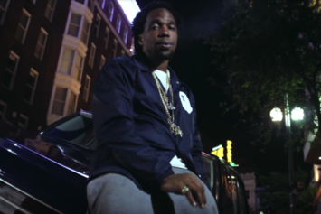 "Curren$y ""Chu Saiyan"" Video"