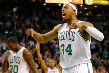 Boston Celtics Owner Says Team Will Retire Paul Pierce's Number