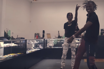 "Rich The Kid & Famous Dex ""Windmill"" Video"