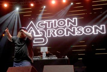 """Action Bronson Promises """"Blue Chips 7000"""" Will Be Out In A Month"""