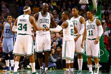 2008 Celtics Speak About Their Beef With Ray Allen On KG's Area 21