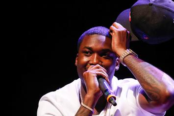 Meek Mill Drops Over $20K At Strip Club, Parties With T.I.