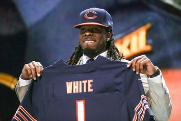 "Bears WR Kevin White's Maserati Stolen During ""Bump And Run"" Car Theft"