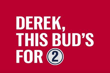 Budweiser Debuts Chill-Inducing Derek Jeter Tribute Video