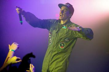 "Logic's ""Everybody"" Hits Number One, Selling 247K"