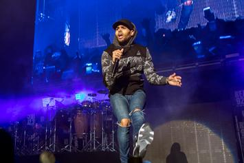 Chris Brown Awarded YouTube's Diamond Play Button