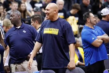 """LaVar Ball On Sneaker Brands: """"If They Want To Talk, It Just Went Up To $3 Billion"""""""