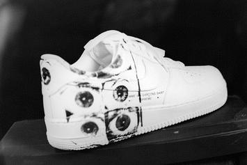 Supreme x Comme des Garcons x Nike Air Force 1 Low To Release Tomorrow