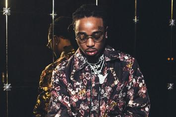 Ever Wonder What Quavo Would Do If He Were President?