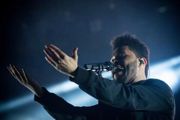 The Weeknd Receives His Own Video Game As Gift From Canadian Concert Venue