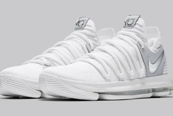 """""""Still KD"""" Nike KD 10 To Release During Game 1, But Only When Durant Is On The Court"""