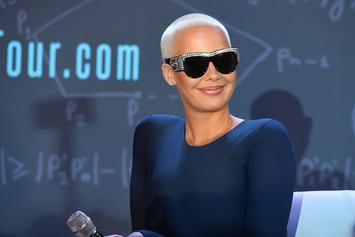 Amber Rose Talks Break-In, Twitter Hack & More In New Interview