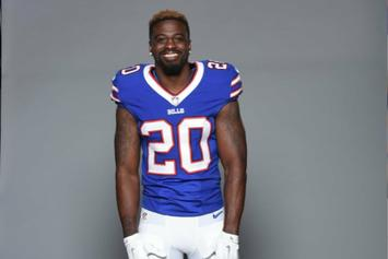 Buffalo Bills CB Shareece Wright Takes 8-Hour, $900+ Uber To Make Voluntary Practice