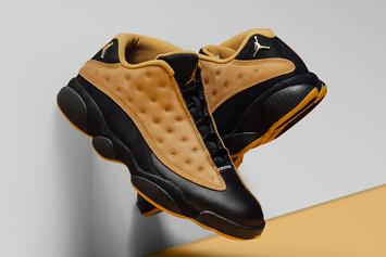 """Chutney"" Air Jordan 13 Low Returns This Weekend For The First Time Since 1998"