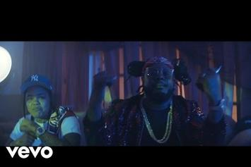 "T-Pain Feat. Young M.A ""F.B.G.M"" Video"