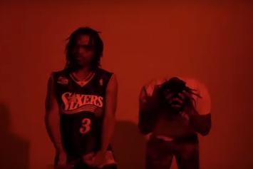 "Leek Hustle Feat. Tee Grizzley ""Really Want It"" Video"