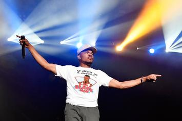 "Chance The Rapper Covers Outkast's ""Hey Ya"" At Bonnaroo"