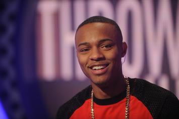 Bow Wow Shares Video Of Fans Chasing Him, Internet Calls It Fake