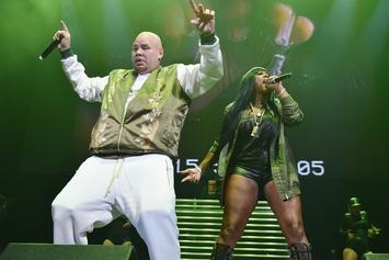 "Remy Ma Suffers Nip Slip At Summer Jam During ""Lean Back"" Performance"