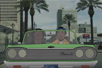 """Scotty ATL Feat. Curren$y """"Top Down"""" Video"""