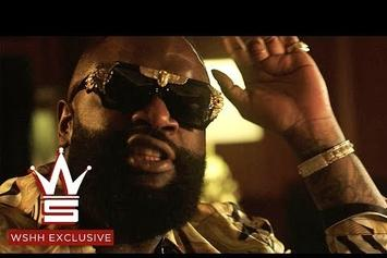 "Rick Ross ""Idols Become Rivals"" Video"