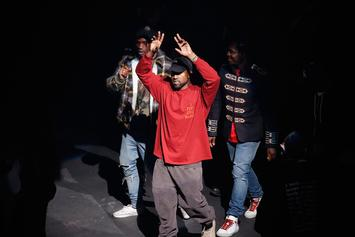 Kanye West Links with Nigo in Japan