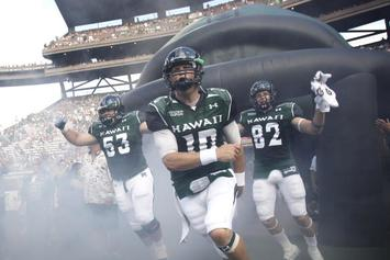 University Of Hawaii Offers Scholarship To 5th Grade QB