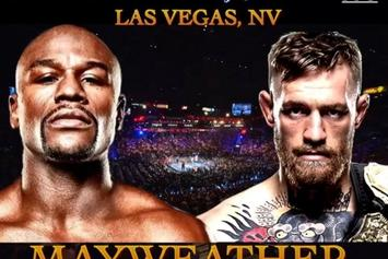 Twitter Reacts To Conor McGregor vs. Floyd Mayweather