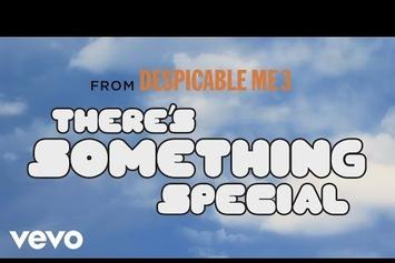 "Pharrell ""There's Something Special"" Video"