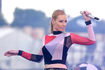 Iggy Azalea Celebrates Friday By Wearing Minimal Clothing