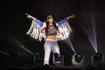Rihanna Ends Male Dominated Billboard Streak