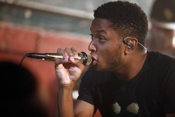 Gallant Hits The Studio With Andra Day