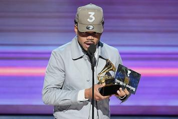 "Chance The Rapper To Donate ""Best Rap Album"" Grammy To Chicago Museum"