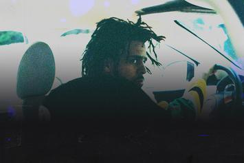 "J Cole's ""4 Your Eyez Only"" Tour Is Underway"