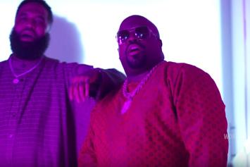 "CeeLo Green Feat. Tone Trump ""Darq Liquor"" Video"