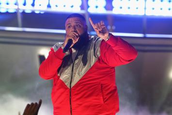 "DJ Khaled's ""Grateful"" Debuts at No. 1 on Billboard"