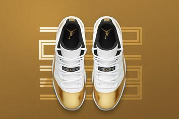 """Closing Ceremony"" Air Jordan 11 Low Restock Announced"