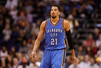 "OKC's Andre Roberson Called Out For Leaving ""Cheap Tip"" On $500 Bill"