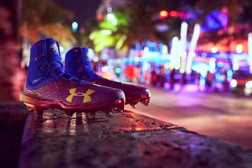 Under Armour Debuts Aaron Judge's Special Edition Home Run Derby Cleats