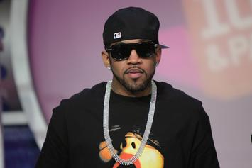 Lloyd Banks Spits Bars On Funkmaster Flex