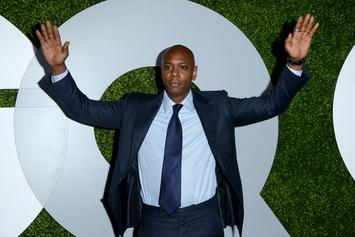 "Dave Chappelle Talks Favorite ""Chappelle's Show"" Sketch With Stretch & Bobbito"