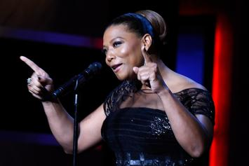 "Queen Latifah Says Today's Rappers Have ""Lost Their Balls"""