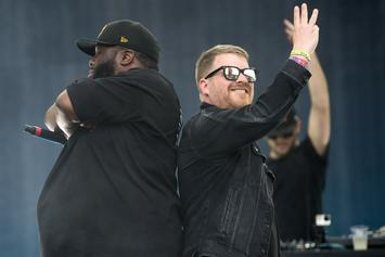 "Run The Jewels Dedicate ""Jimmy Kimmel"" Set To Chester Bennington"