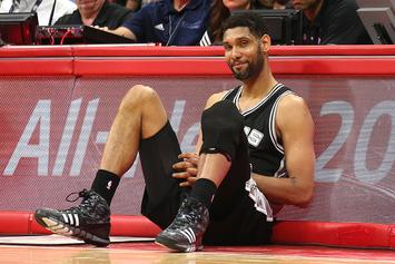 Tim Duncan Takes Up MMA Training In Post-NBA Life